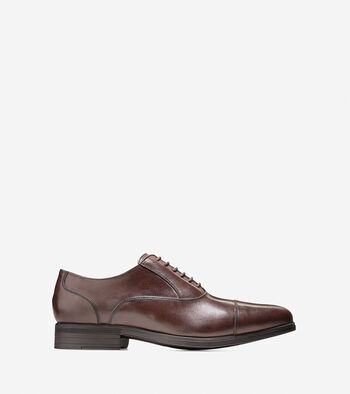 Madison Waterproof Cap Toe Oxford