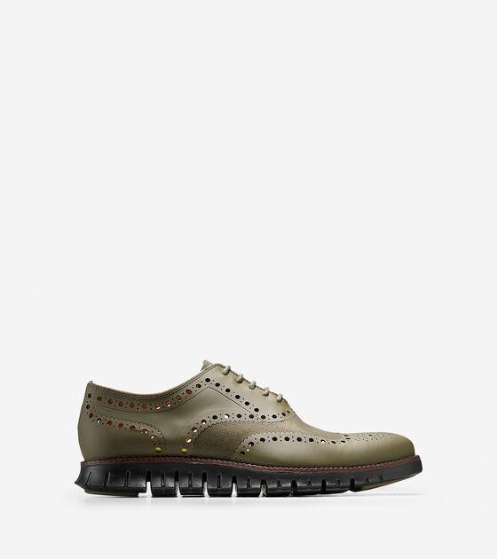 Shoes > ZerøGrand No Stitch Oxford