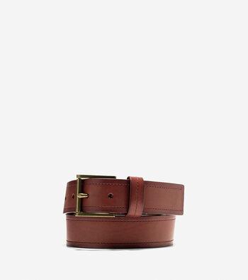 35mm Flat Strap Belt