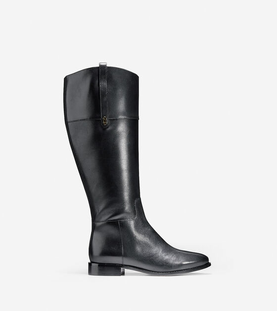 Shoes > Brennan Riding Boot - Extended Calf