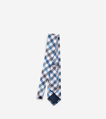Life Guard Gingham Tie