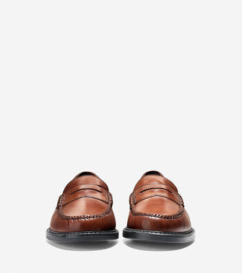 Men's Pinch Campus Hand-Stained Penny Loafer