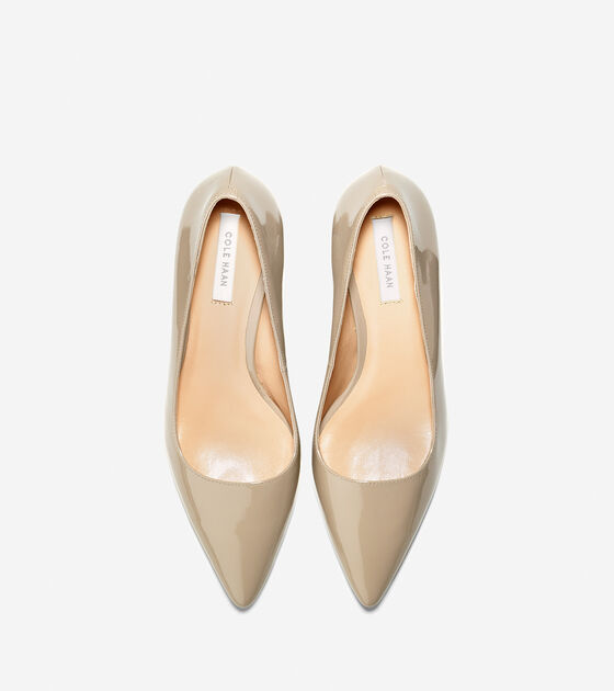 Bradshaw Pump (65mm) - Pointy Toe