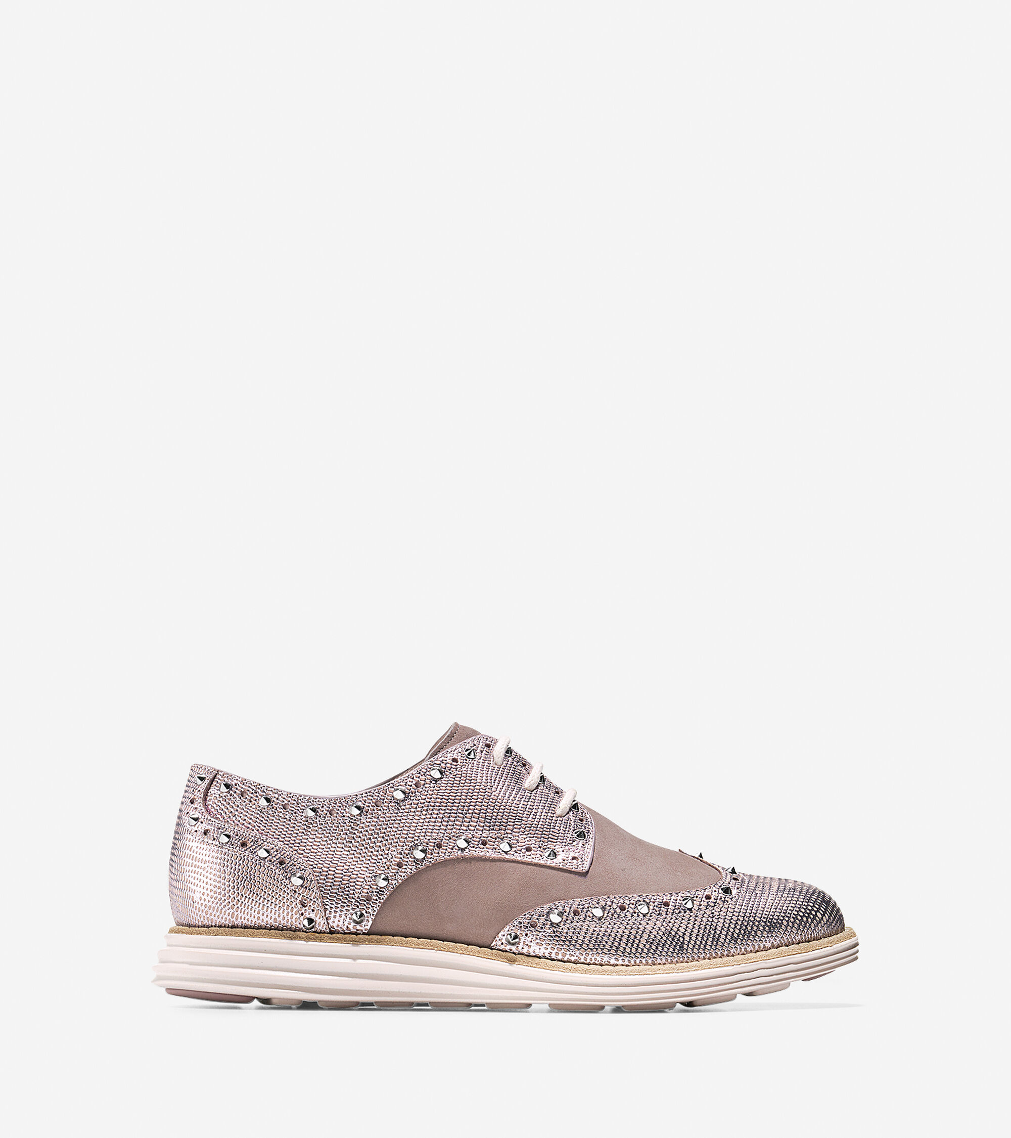 Shoes > LunarGrand Studded Wingtip