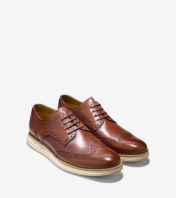 LunarGrand Wingtip Oxford