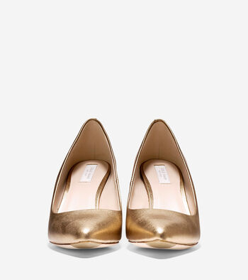 Emery Wedge (75mm) - Almond Toe