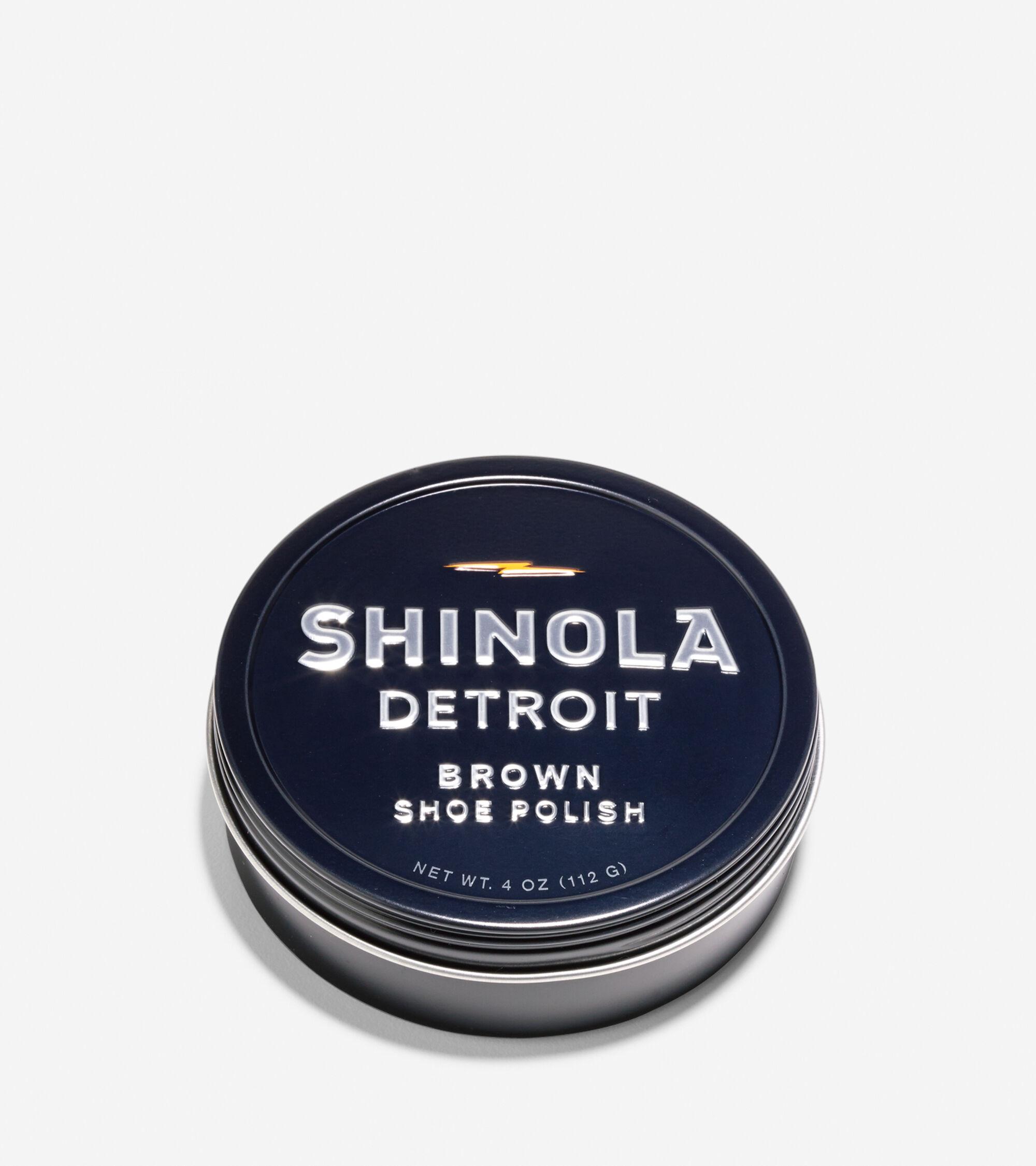 Leather & Shoe Care > Shinola Shoe Polish
