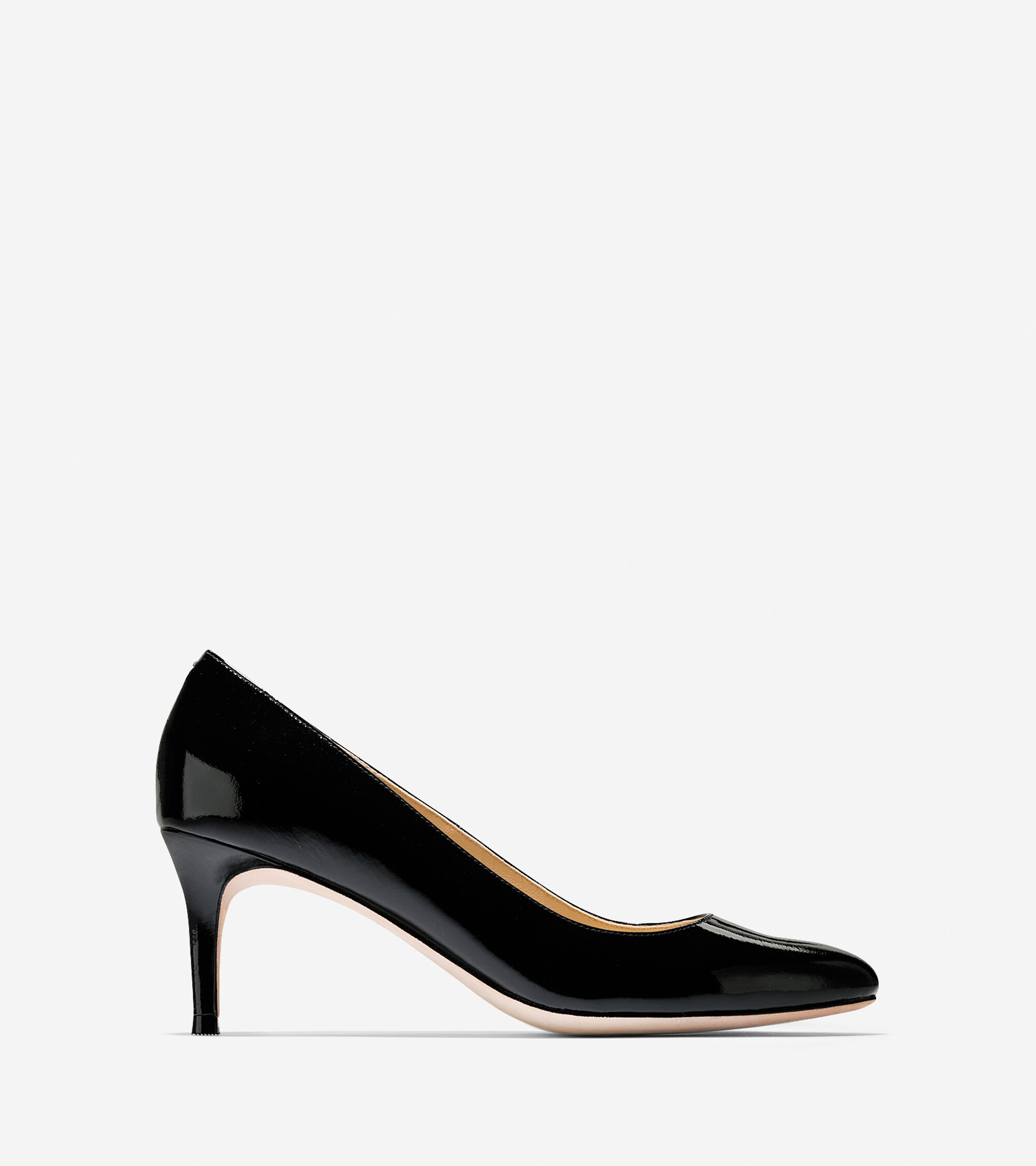 Pumps > Bethany Pump (65mm)- Almond Toe