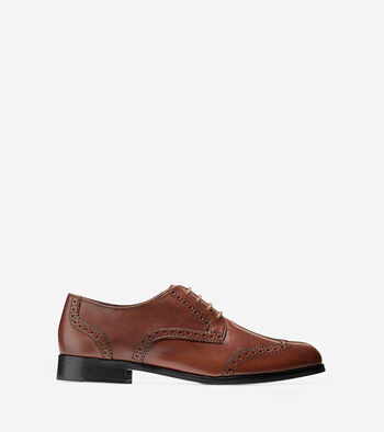 Jagger Wingtip Oxford