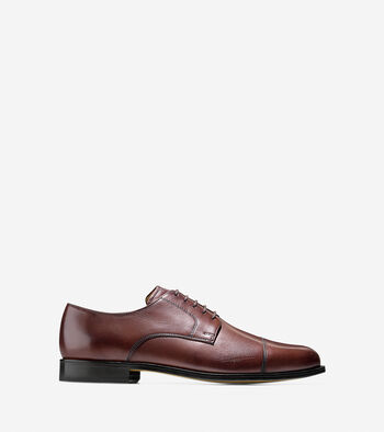 Cassady Cap Toe Oxford