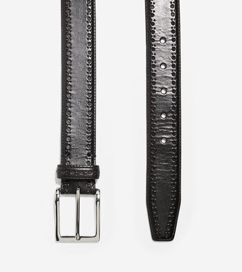 35mm Bridal Leather Belt