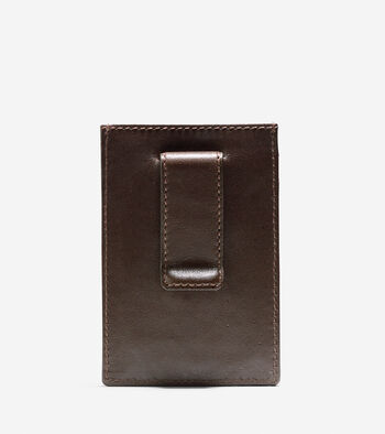 Whitman Card Case With Money Clip
