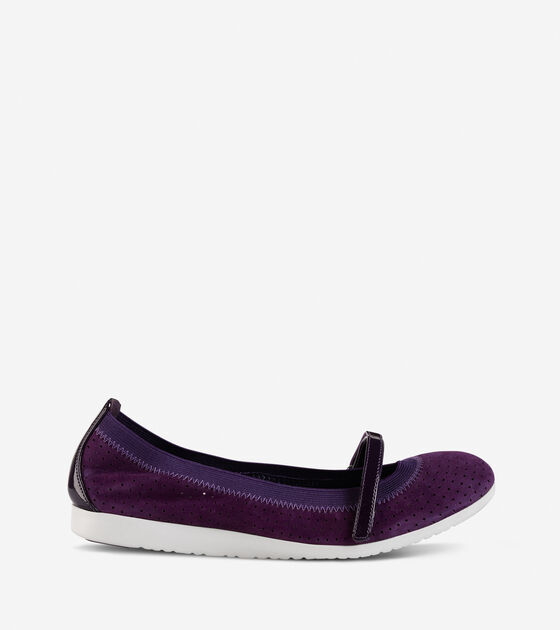 Ballet Flats & Wedges > Gilmore Mary Jane Ballet