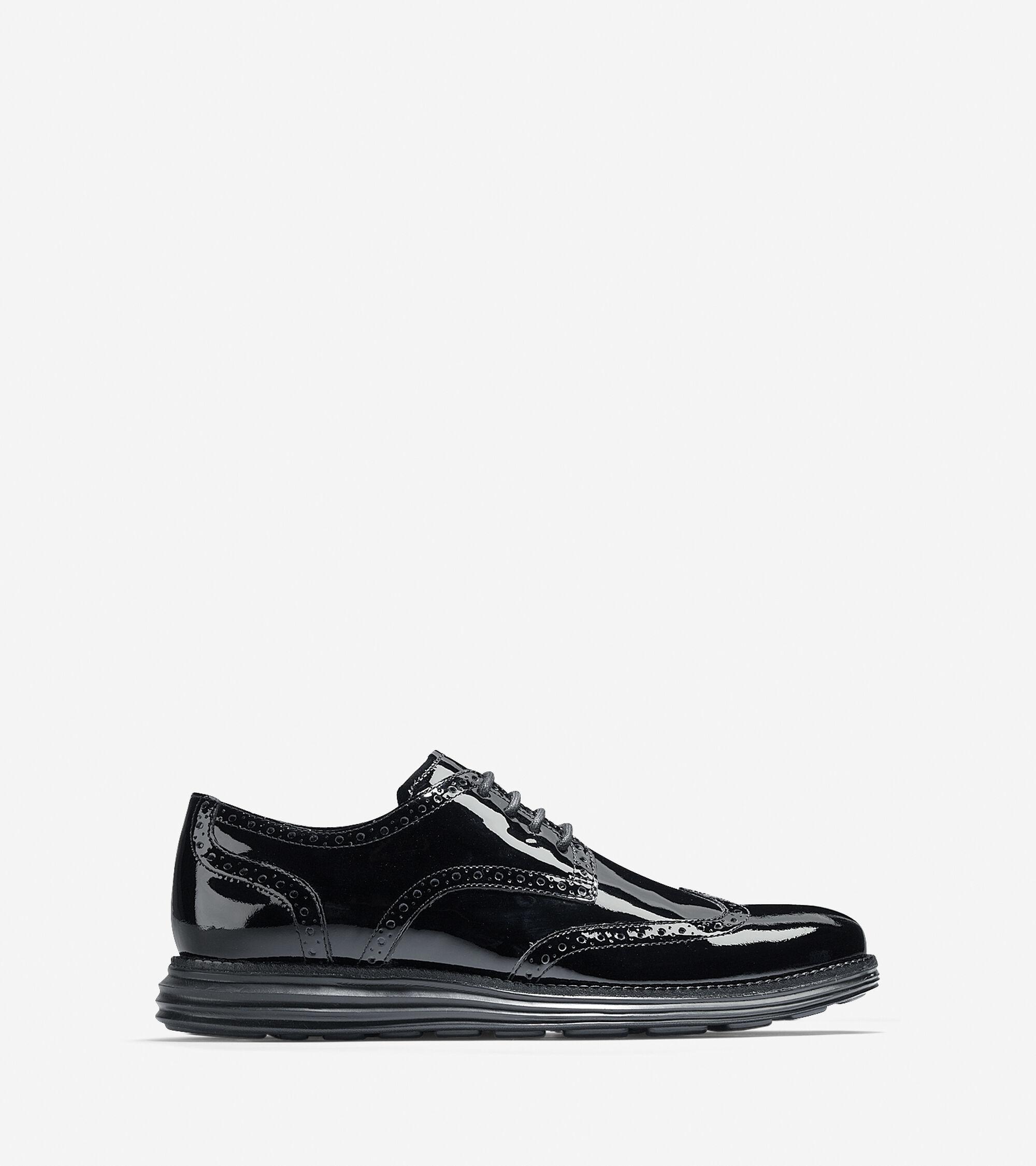 Shoes > LunarGrand Patent Wingtip