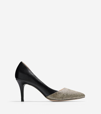 Highline Pump (75mm) - Pointy Toe