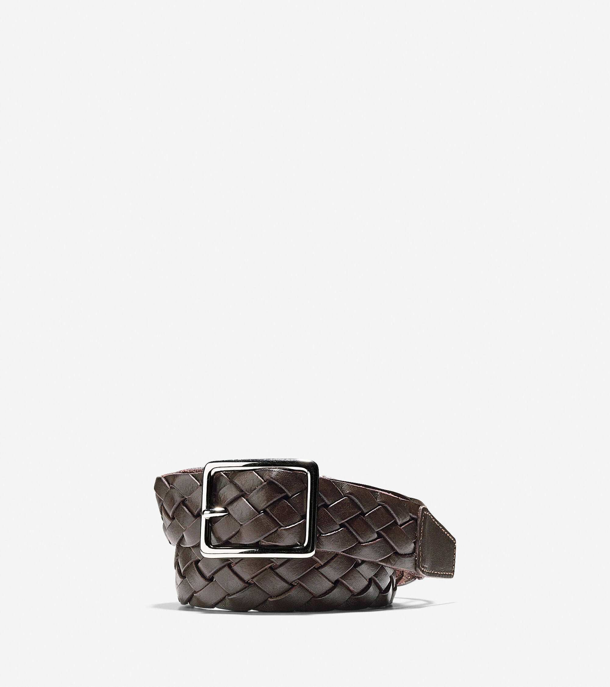 Accessories > 32mm Flat Cut Braid Belt