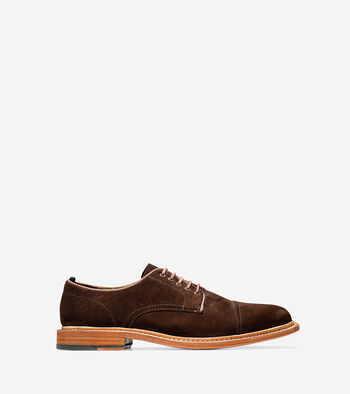 Willet Cap Toe Oxford