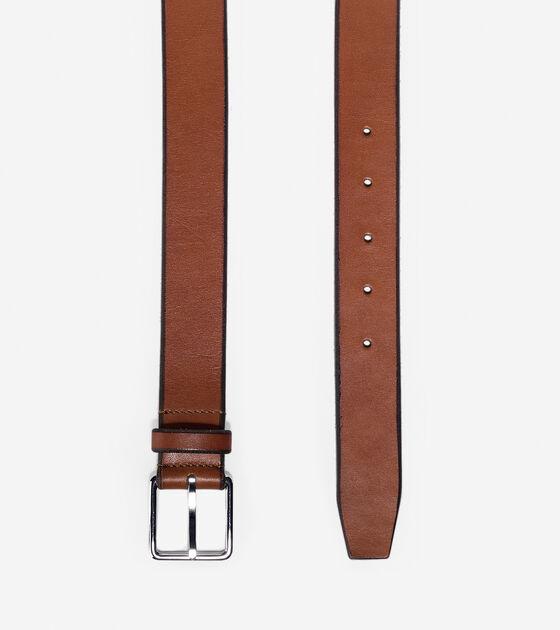 32mm Dress Leather Belt
