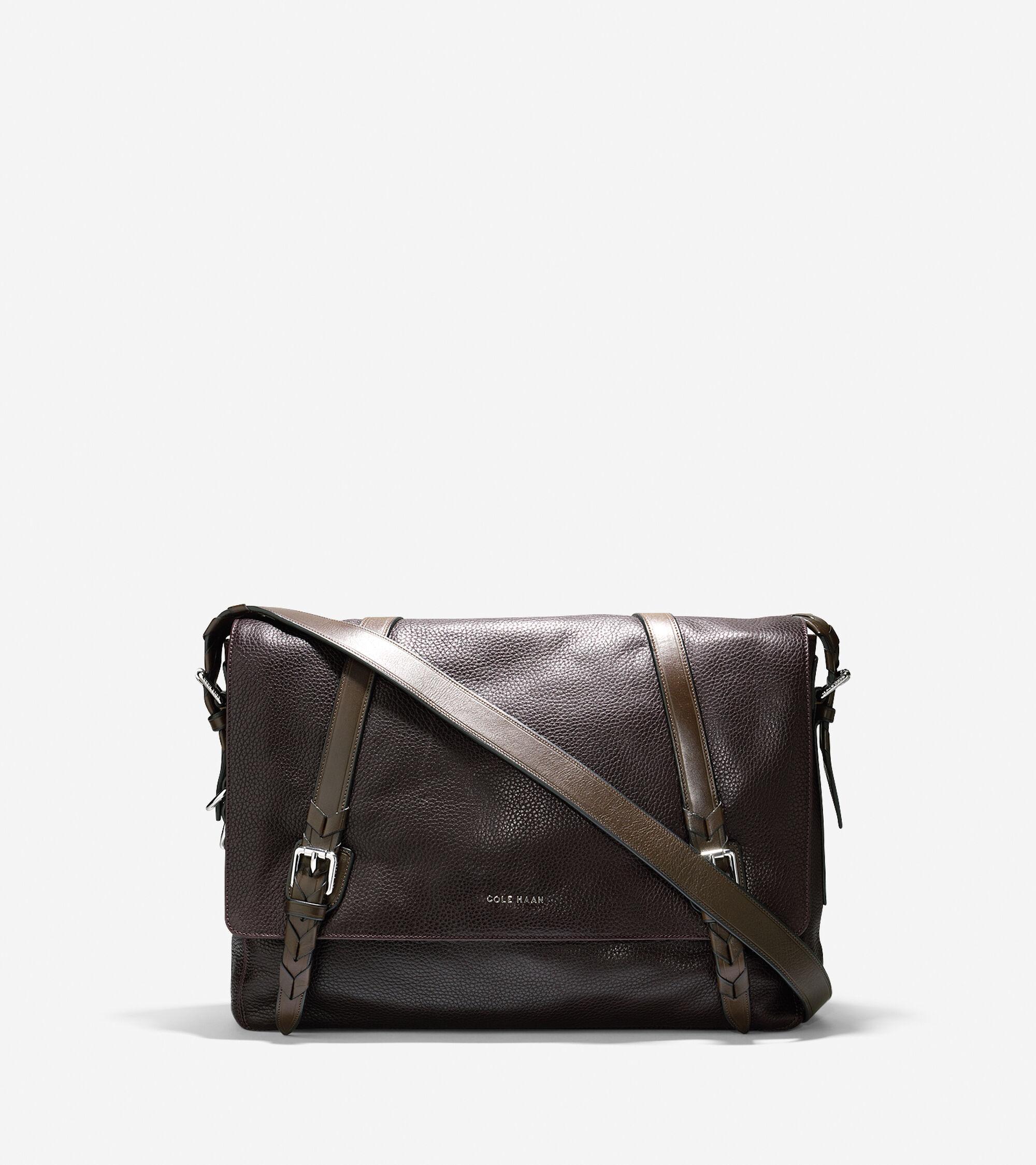Briefs & Bags > Truman Messenger