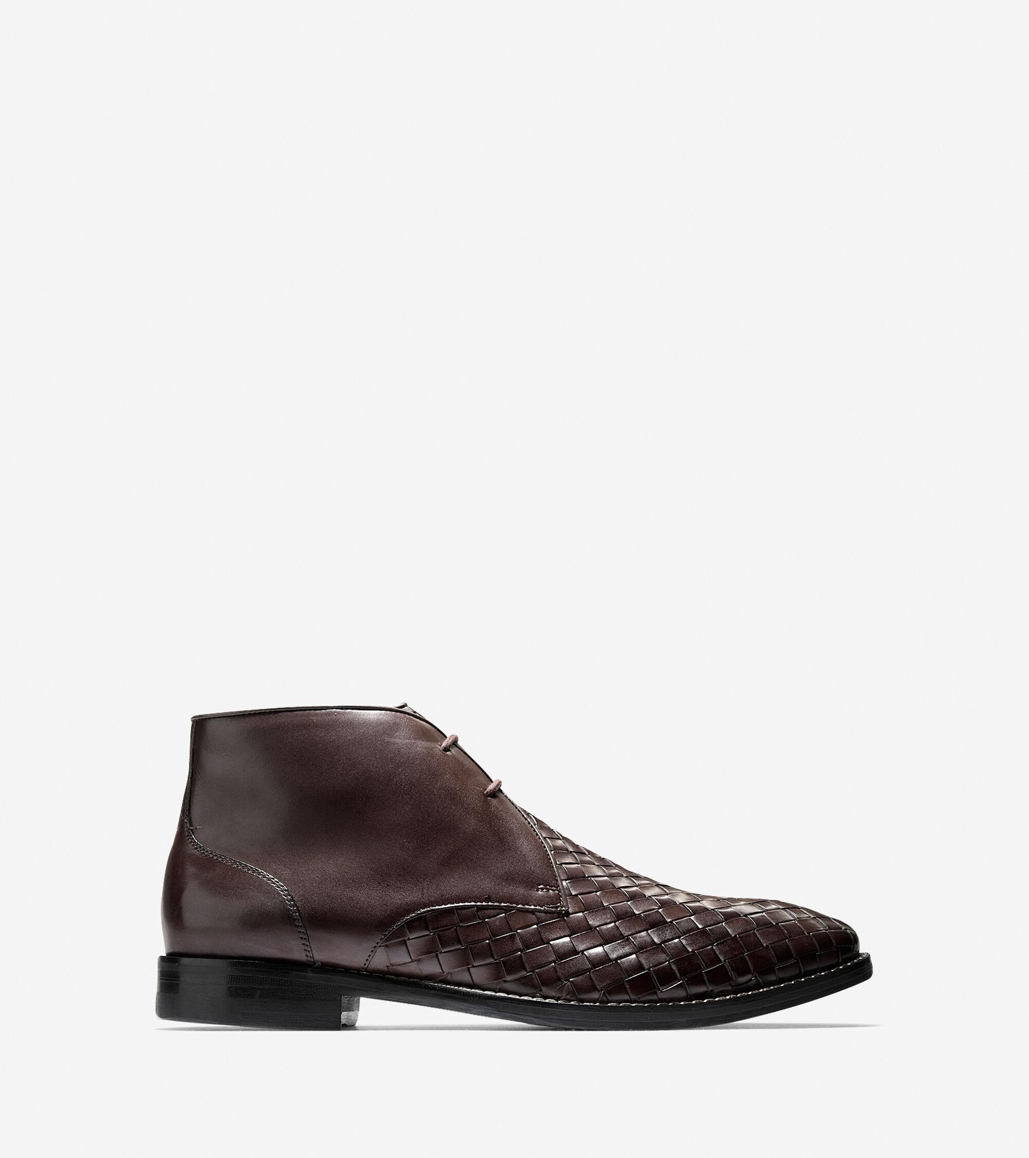 Shoes > Cambridge Woven Chukka