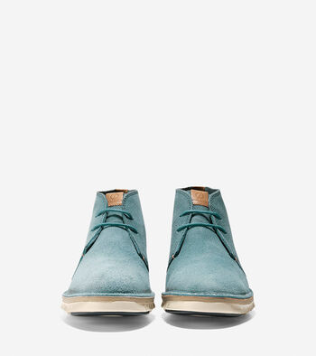 ZERØGRAND Stitch Out Chukka