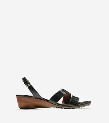 Tali Grand Wedge Sandal (40mm)