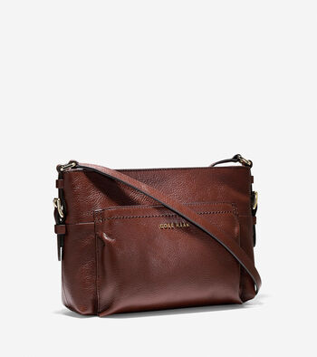 Rockland Top Zip Crossbody