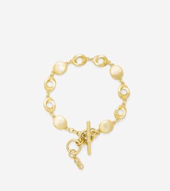 Circle Link Bracelet
