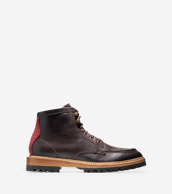 Judson Moc Toe Boot