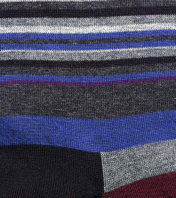 Town Striped Crew Socks