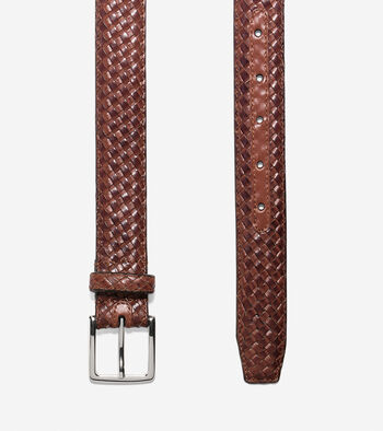 30mm Feather Edge Woven Belt