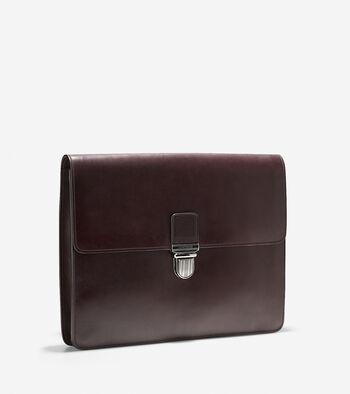 Whitman Leather Small Portfolio