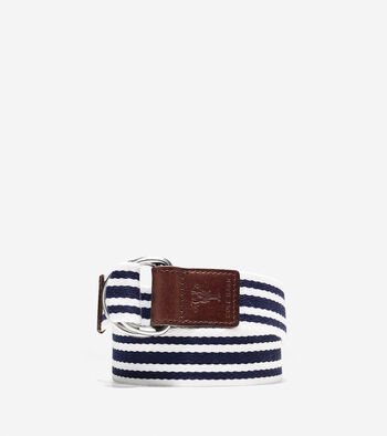 Pinch Canvas Belt