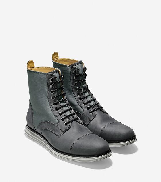 LunarGrand Waterproof Lace Boot