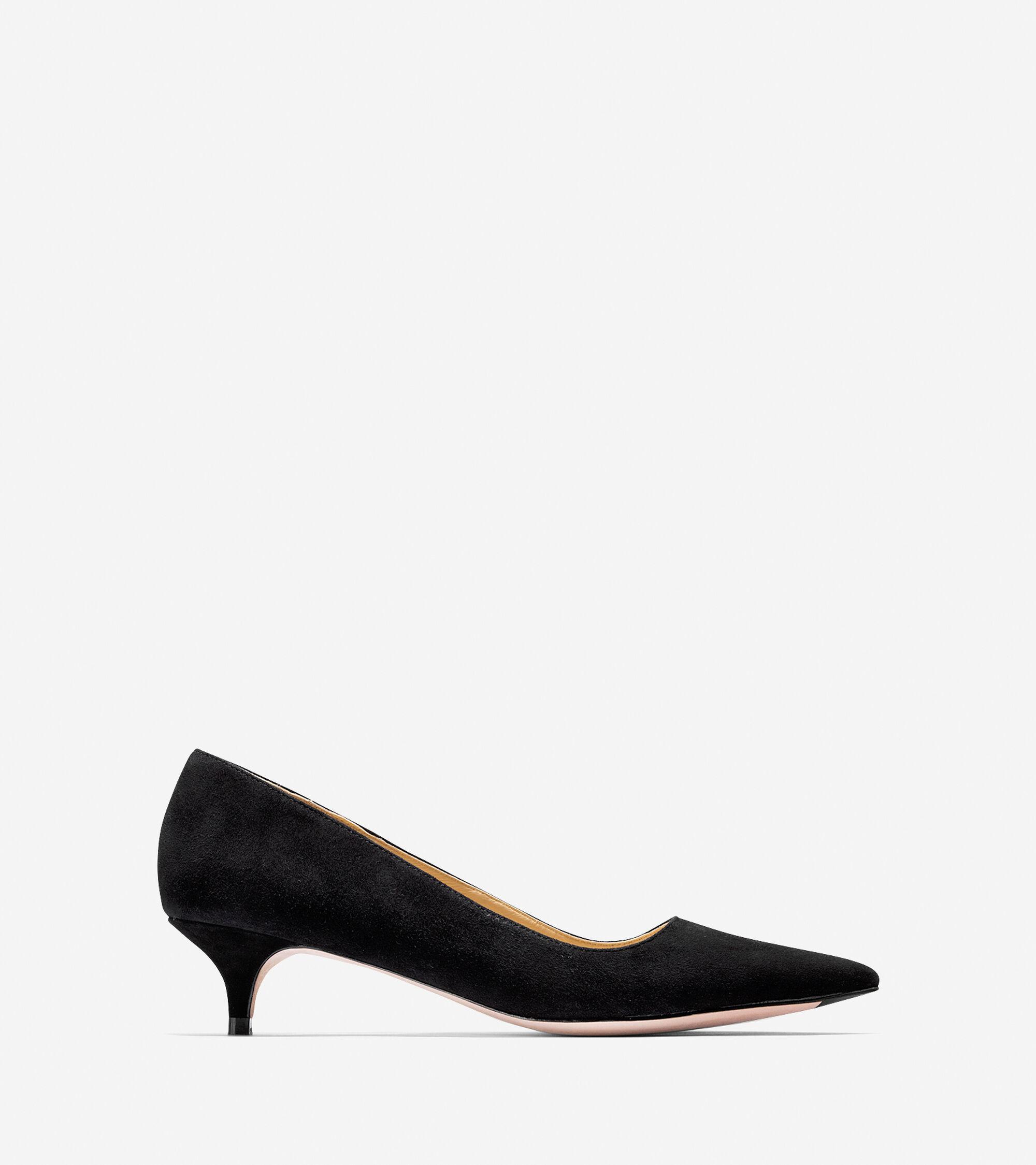 Shoes > Bradshaw Pump (40mm) - Pointy Toe