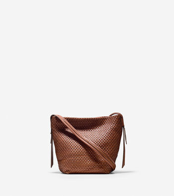 Bethany Weave Medium Crossbody