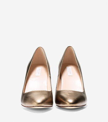 Fair Haven Pump (85mm) - Almond Toe