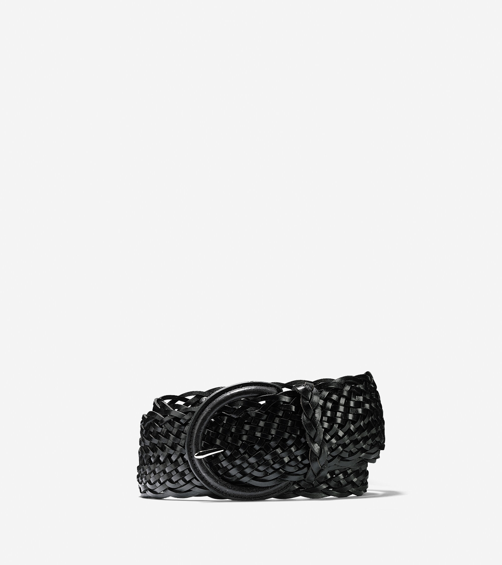 Accessories > Thick Braided Belt