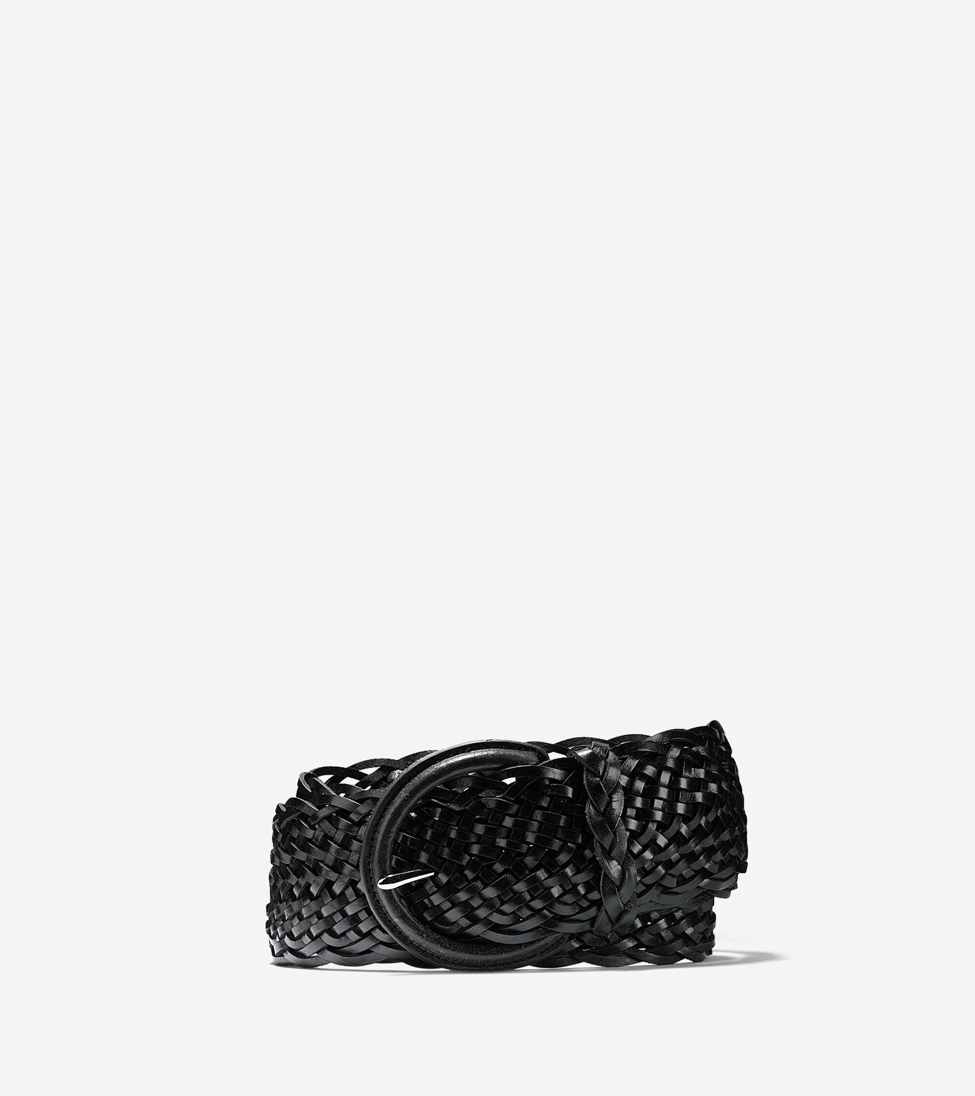 Accessories > Thick Braided Belt