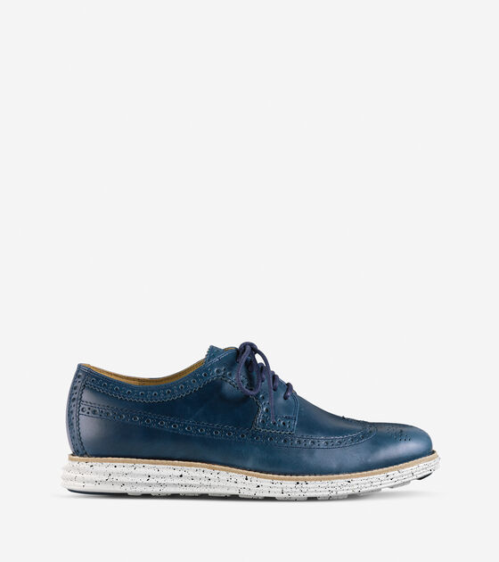 Shoes > LunarGrand Long Wingtip Oxford