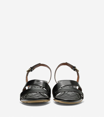 Tali Grand Wedge Sandal (40mm)
