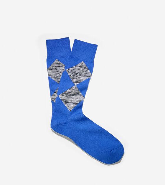 Socks > Diamond Free Feed Socks