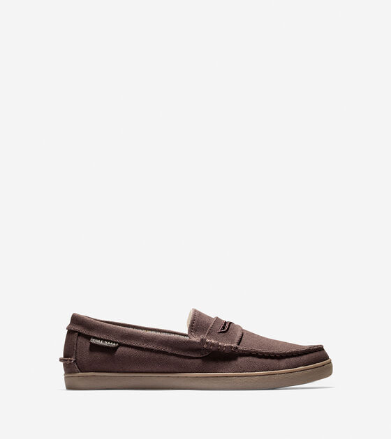 Loafers & Drivers > Men's Pinch Canvas Weekender