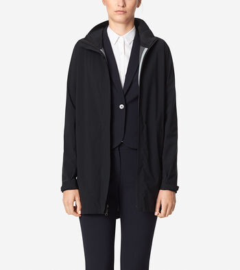 ZERØGRAND Stretch Motion Shell Jacket