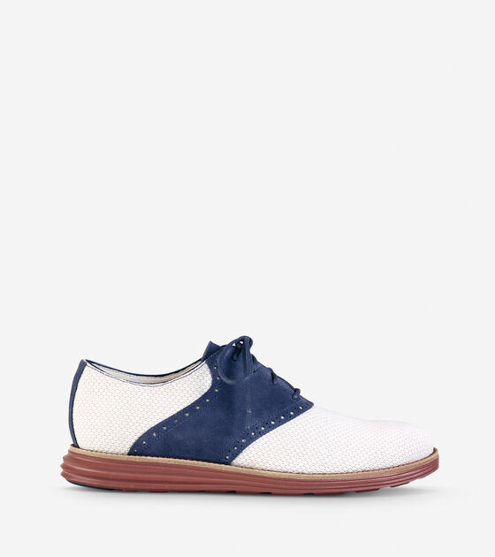Shoes > LunarGrand Mesh Saddle