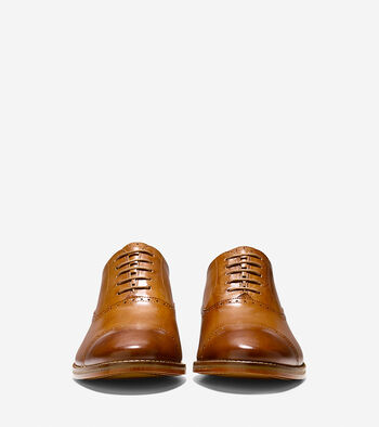 Cambridge Cap Toe Oxford