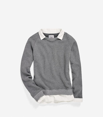 Women's Pinch Peekaboo Knit Sweater
