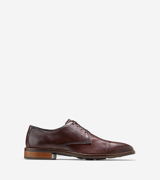 Oxfords & Monks > Lenox Hill Cap Oxford