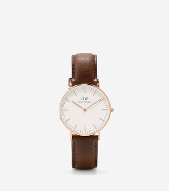 Daniel Wellington - Women's 36mm Bristol Watch