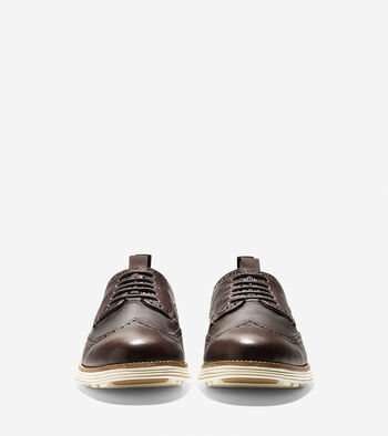 Original Grand Neoprene Lined Wing Oxford